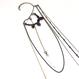 gunda<ガンダ >ROCK EARHOOK/02[ロック イヤーフック/02]  ONE OF A KIND[ 一点物]