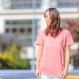Hakuba Lion Adventure オリジナルTシャツ [ヘザーレッド]