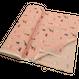ムーミン 綿麻シーチング 110㎝幅×10㎝単位 ピンク