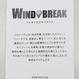 【BARNS】Wind Break Zip CGN <br-7331>