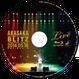 Blu-ray『Live vol.6  AKASAKA BLITZ 「ただいまの約束」リリースツアーファイナル  Yoshiko Hanzaki  Live 2014   ~底抜け!春の大一番〜』