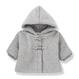 1+in the family / DORIAN jacket - light grey