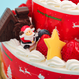 【数量限定】サンタのXmasスペシャル2段生デコレーション