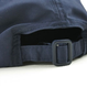 HHH POLY 6-PANEL CAP / NAVY