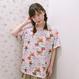 181CS32【Unisex】コミックシナモン総柄Tシャツ