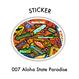 Original Sticker ステッカー 12 Design