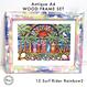 Art Print WOOD FRAME set 〝Classic Color〟