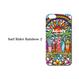 """iPhone 6/7/8/X 対応   ハードケースカバー """"Surf Rider Rainbow2"""""""