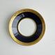 Vintage/France  CobaltBlue&Gold LIMOGES Cup&Saucer