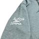 Angler's Utopia ジップアップパーカ [グレー]