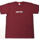 Angler's Utopia Tシャツ [バーガンディ]