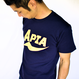 APIA Tシャツ【ネイビー】
