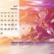 魔神少女エピソード2 -願いへの代価- カード式オリジナル卓上カレンダー(2016年版)