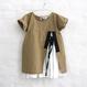 ANA dress (amber) / treehouse