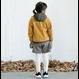 check warm shorts (brown/95.110) / MOUN TEN.