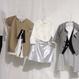 SORI skirt (silver) / treehouse