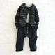 LIRE trousers (navy marl) / treehouse