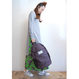 【再入荷】intoxic. backpack grey