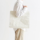 """""""blank canvas"""" tote bag"""