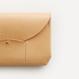 ric-rac long wallet(black / brown / nude / green)