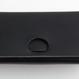 seamless glasses & pen case (black / nude)