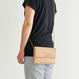 seamless shoulder case  S size(black /  nude / silver / wood)