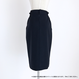 it / W CROSS  SKIRT (D.NAVY)