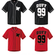 【DUFF】ベースボールシャツ
