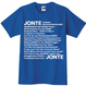 Tシャツ【青】~Synesthesia~