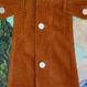Van Gogh Corduroy Trucker Jacket – Brown