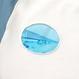 Vintage Picture Raglan T-Shirts – White&Skyblue