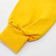 Button Detail Sweatshirts – Yellow