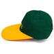 Simple Logo Long Bill Cap – Yellow&Green