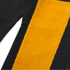 Simple Patchwork Pants – Black&Yellow
