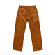 Flag Patchwork Pants – Brown