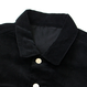 Van Gogh Corduroy Trucker Jacket – Black