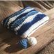 knit  mini pouch