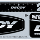 DECOY メジャーステッカー30 【DA-4】<シルバー>