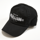 POST PUNK CAP (BLACK)