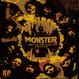 """押忍マン """"MONSTER"""" feat.RINO LATINA II / 7inch Vinyl"""