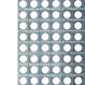 【TB-RP0019】穴あきアルミベース板(A4サイズ)