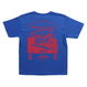 SORRY STAFF - Long Tee - Royal