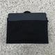 【8月下旬発売予定】バッグINバッグ付きビニールチェックバッグ【KMT-352BK】