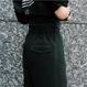 ベルト付きパンツ【KMT-265BK】