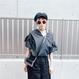 【9月中旬発売予定】ビジューポシェット【KMT-255】