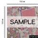 友禅千代紙 360×255㎜ 10枚入 No.221〜230