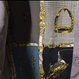 【奇抜】レトロスカーフ柄ヴィンテージシャツ