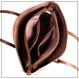 lp.134  牛本革スタイリッシュプレーントートバッグ