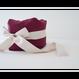 【完売】子宮温pillow バーガンディー 0918