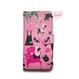手帳型ケース ピンククローゼット